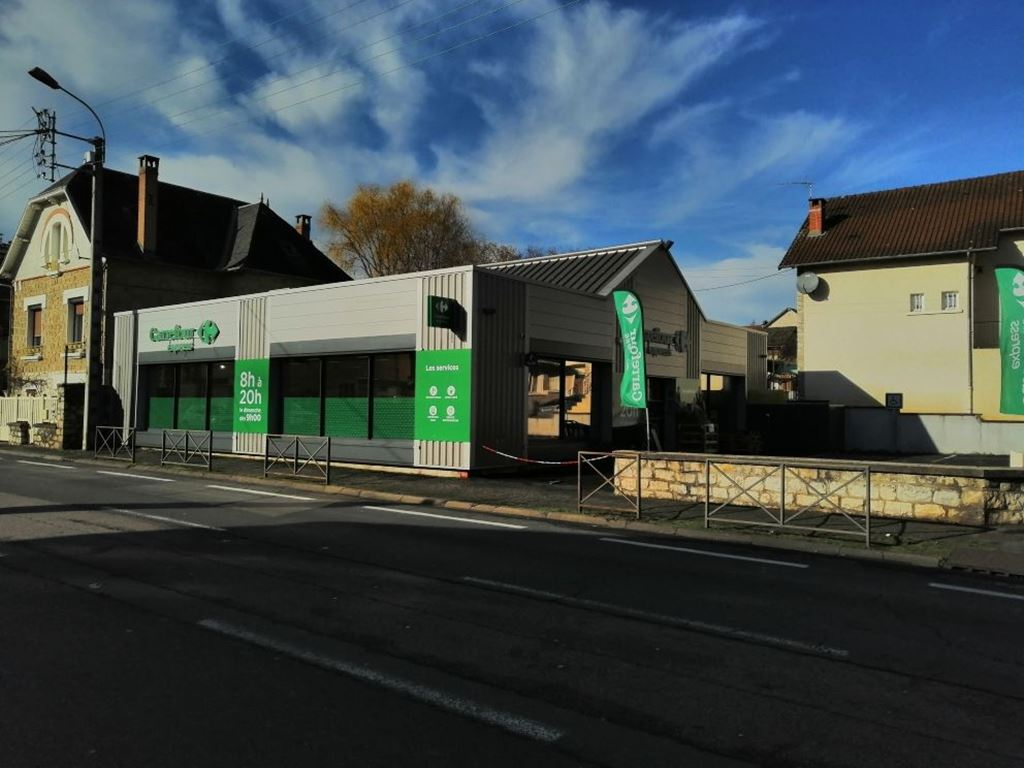 location Local commercial BRIVE LA GAILLARDE